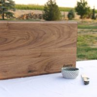 14x24x1.5 Thick Walnut Wood Cutting Board - wFREE Board Butter!